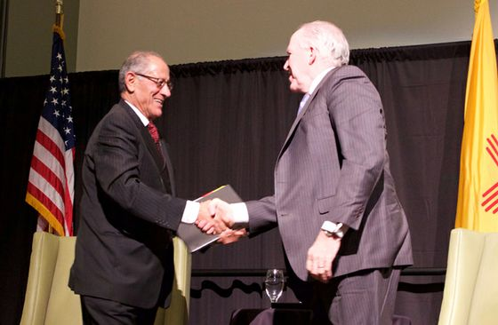 UNM Welcomes CIA Director