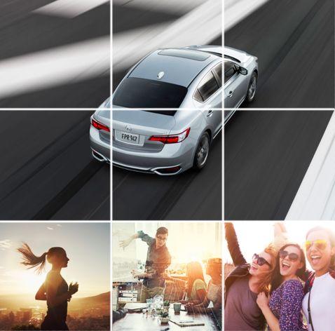 Acura Ad Campaign