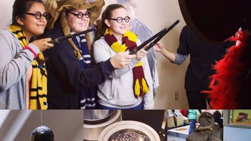Harry Potter Day 2016