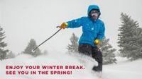 Enjoy Winter Break, Lobos!