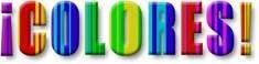 іCOLORES! logo