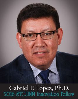 Vice President for Research Gabriel López