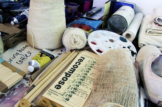 'Recompose' materials