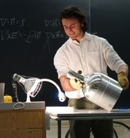 Superconductor Demonstration