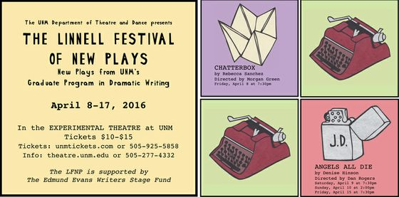 Linnell Festival of New Plays