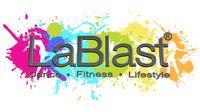 LaBlast logo