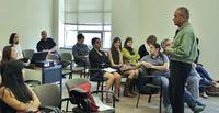 Oral presentation sessions