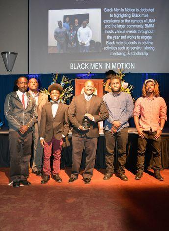 Black Men In Motion