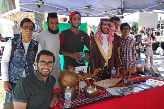 UNM International Festival celebration