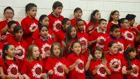 Fourth Grade Pop Choir