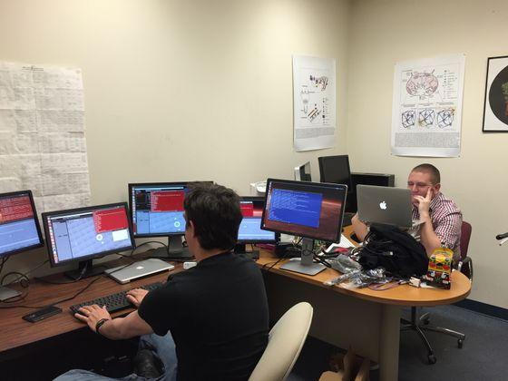 UNM computer lab