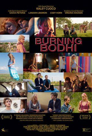 Burning Bodhi poster