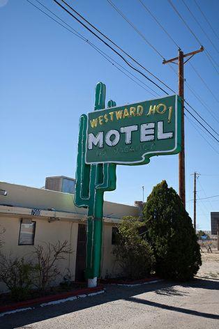 Westward Ho! Motel