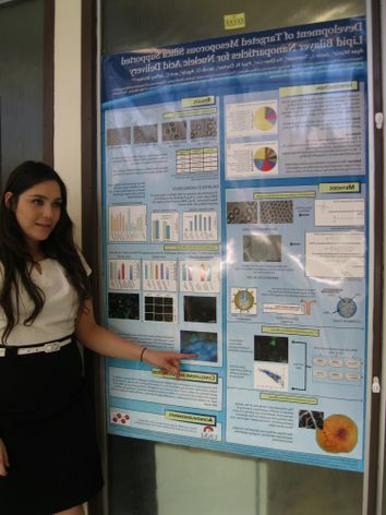 Ayse Muniz 2015 Biology Research
