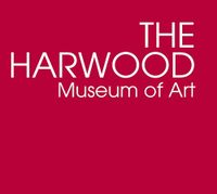 Harwood Museum of Art logo