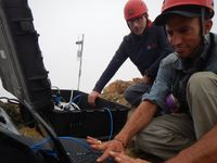 Researchers study phreatic volcanoes