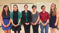 Mercer Memorial Scholarship Speech Tournament