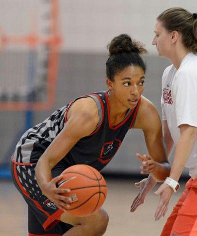 Forward Whitney Johnson