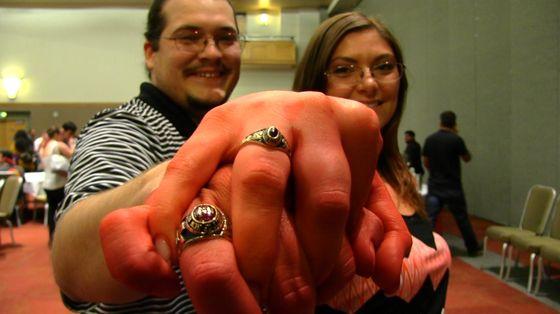 UNM Ring Ceremony
