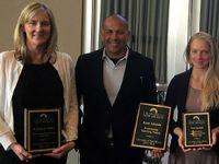 CTE English honorees
