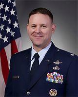 Lt. Col Fred E. Garcia