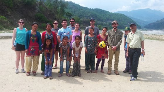 Nepal Womens Center team