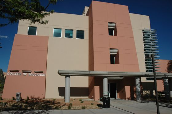 The UNM College of Education
