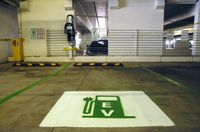 Charging Station Parking Spot