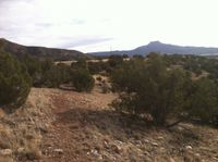 Old Spanish Trail project in Abiquiu, NM