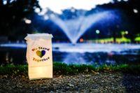 Orlando candlelight vigil 1