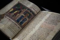 Facsimile of a Medieval Manuscript