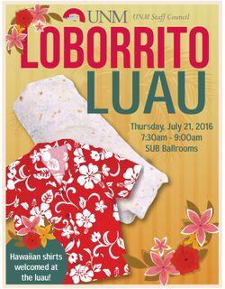 Loborrito Luau