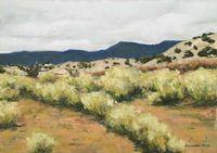 'Landscape' by Helen Lucero