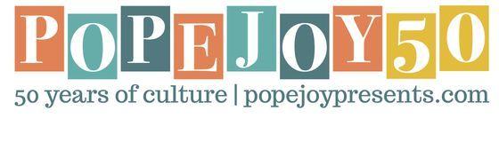 Popejoy 50 logo
