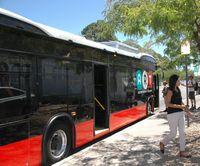 ART bus tours Central Ave.