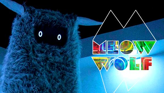 Meow Wolf Creature