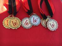Stadium Stair Challenge medals