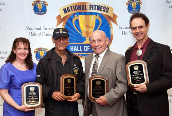 2016 National Fitness Hall of Fame inductees
