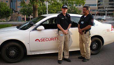 UNM Security