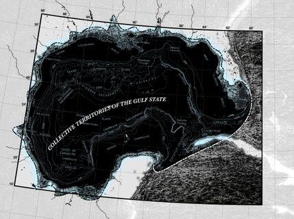 Gulf State Territories map