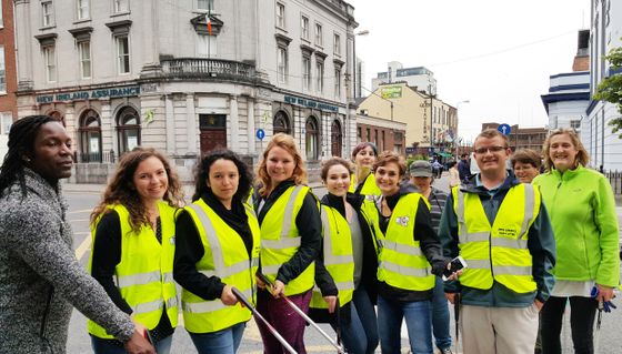 Students support Limerick's bid to become European Culture Capital