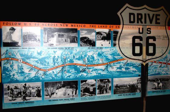 Drive US 66