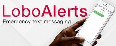 LoboAlerts Text Messaging