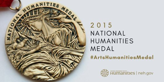 2015 National Humanities Medal