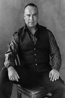 Writer Rigoberto González