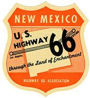 Route 66 emblem