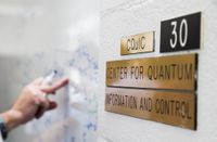 Center for Quantum Information and Control