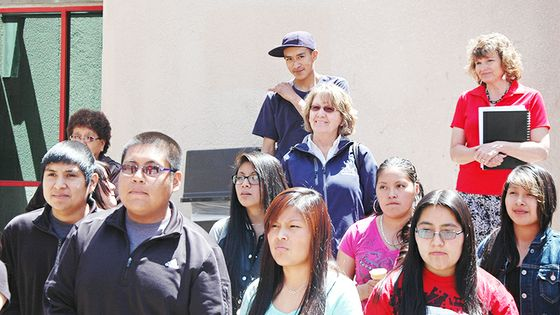 Native American Students