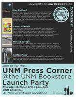 UNM Press Poster