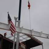 HSC Topping Off Ceremony